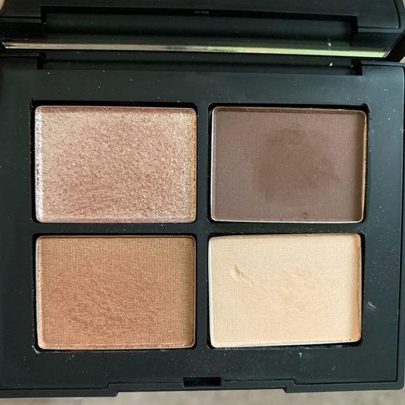 Nars quad eyeshadow palette mojave